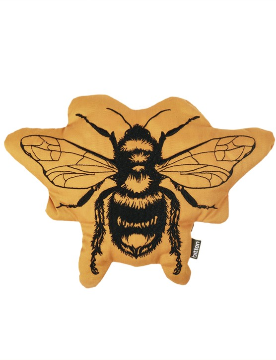 Microwaveable bee cushion £24, Oklahoma