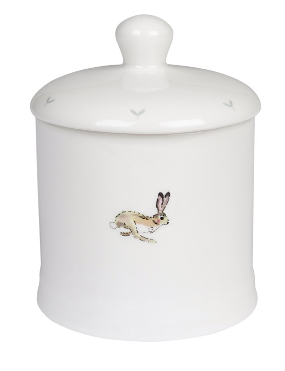 Hare jam jar, £13.50, Sophie Allport