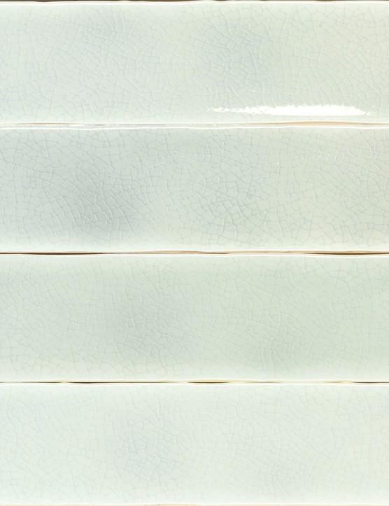 Kyoto green pastel tiles, £33.90 per sq m, London Tile Co.