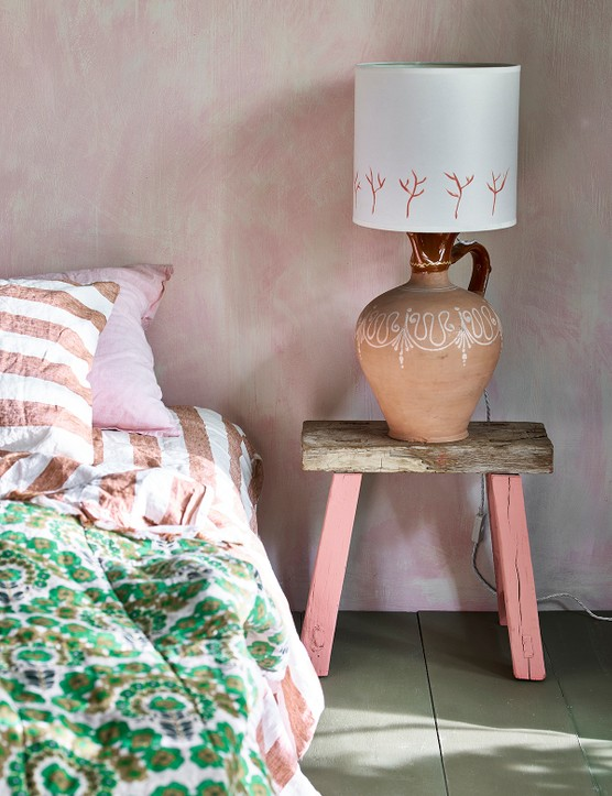 pink bedroom ideas - the best blush pink paint