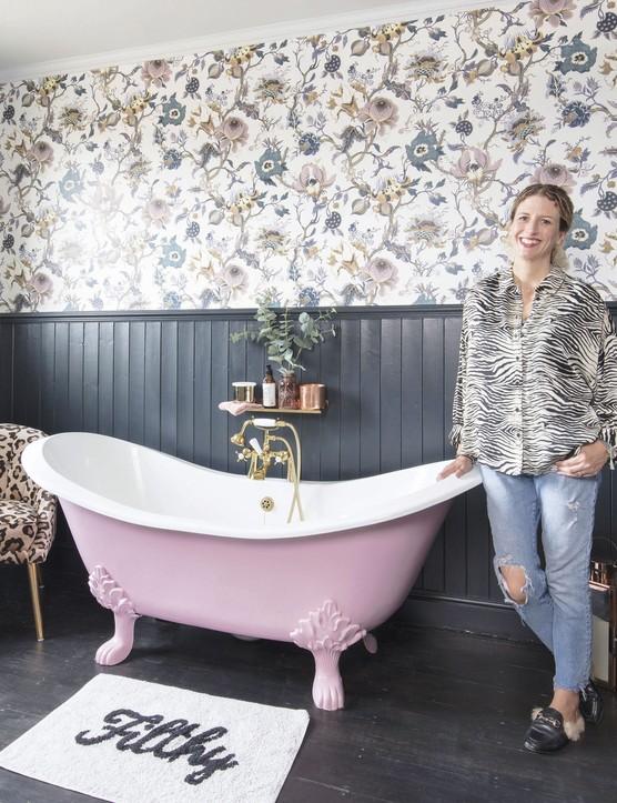 Bathroom makeover: 'Small updates made a big impact'