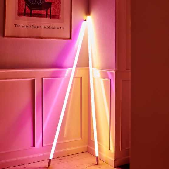 Neon Tube LED Light, £45, Nest