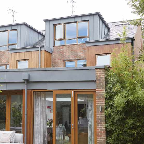 Home makeover: 'We've given our new-build bags of character'