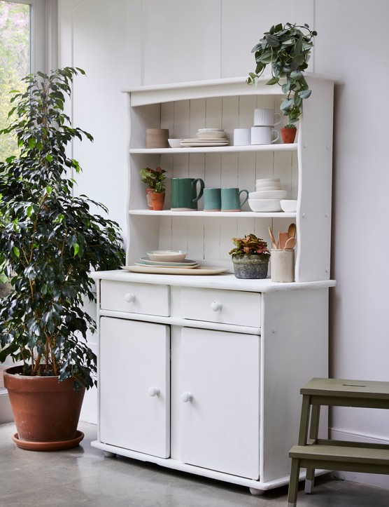 Kitchen Pantry Chalk Paint In Old White, Annie Sloan