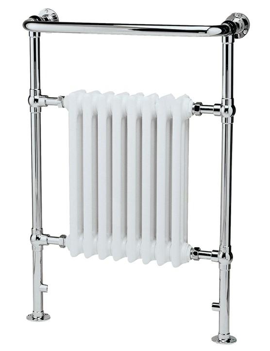 Savoy traditional towel radiator, £239.95, Victorian Plumbing