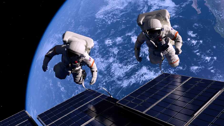 Can smells travel in zero gravity? © Getty Images