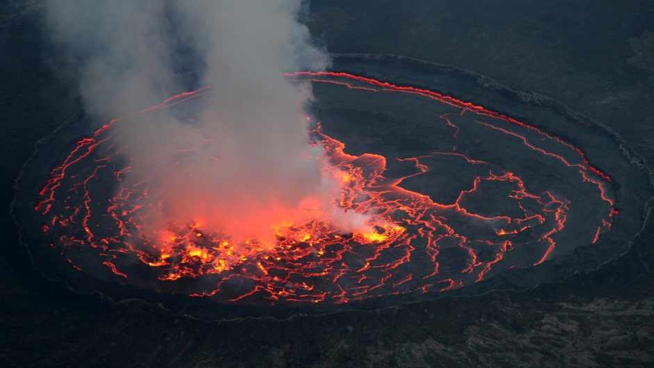 Can magma be mined for ores and metals? © Getty Images