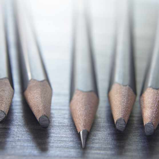 Have pencils ever contained lead? © Getty Images
