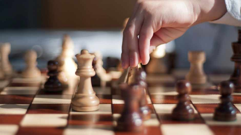 Has every game of chess already been played? © Getty Images