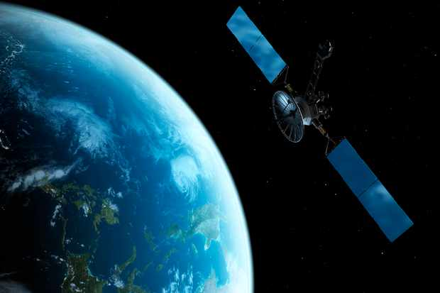 What altitude must satellites reach to stay permanently in orbit? © Getty Images