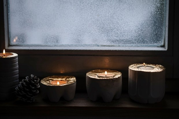 Do candles burn for longer in hot or cold conditions? © Getty Images