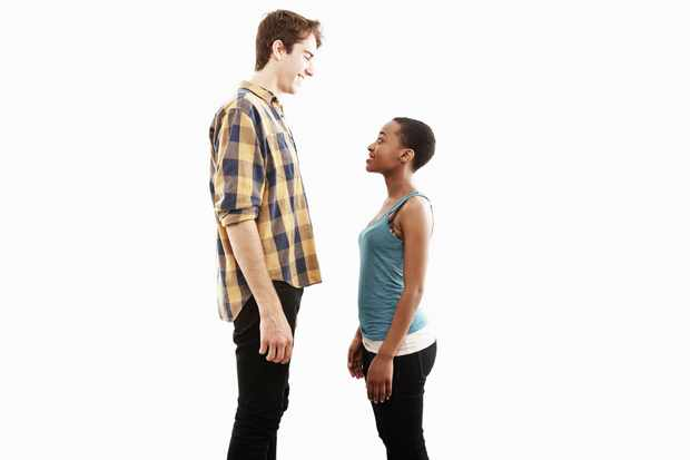 Is the human race still getting taller? © Getty Images