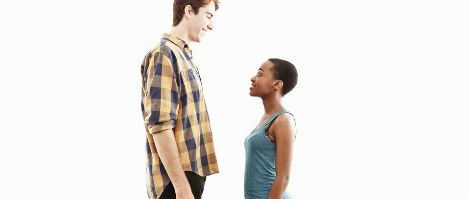 Why are men taller