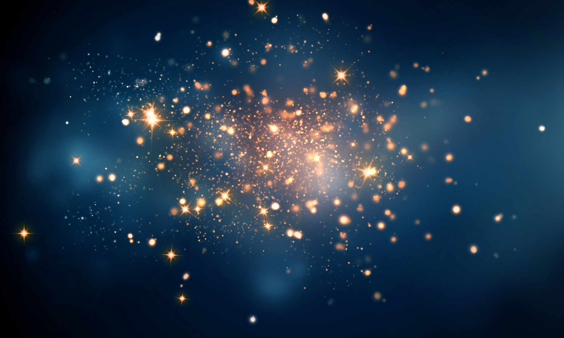 Does light escape the Universe when it is expanding or contracting? © Getty Images