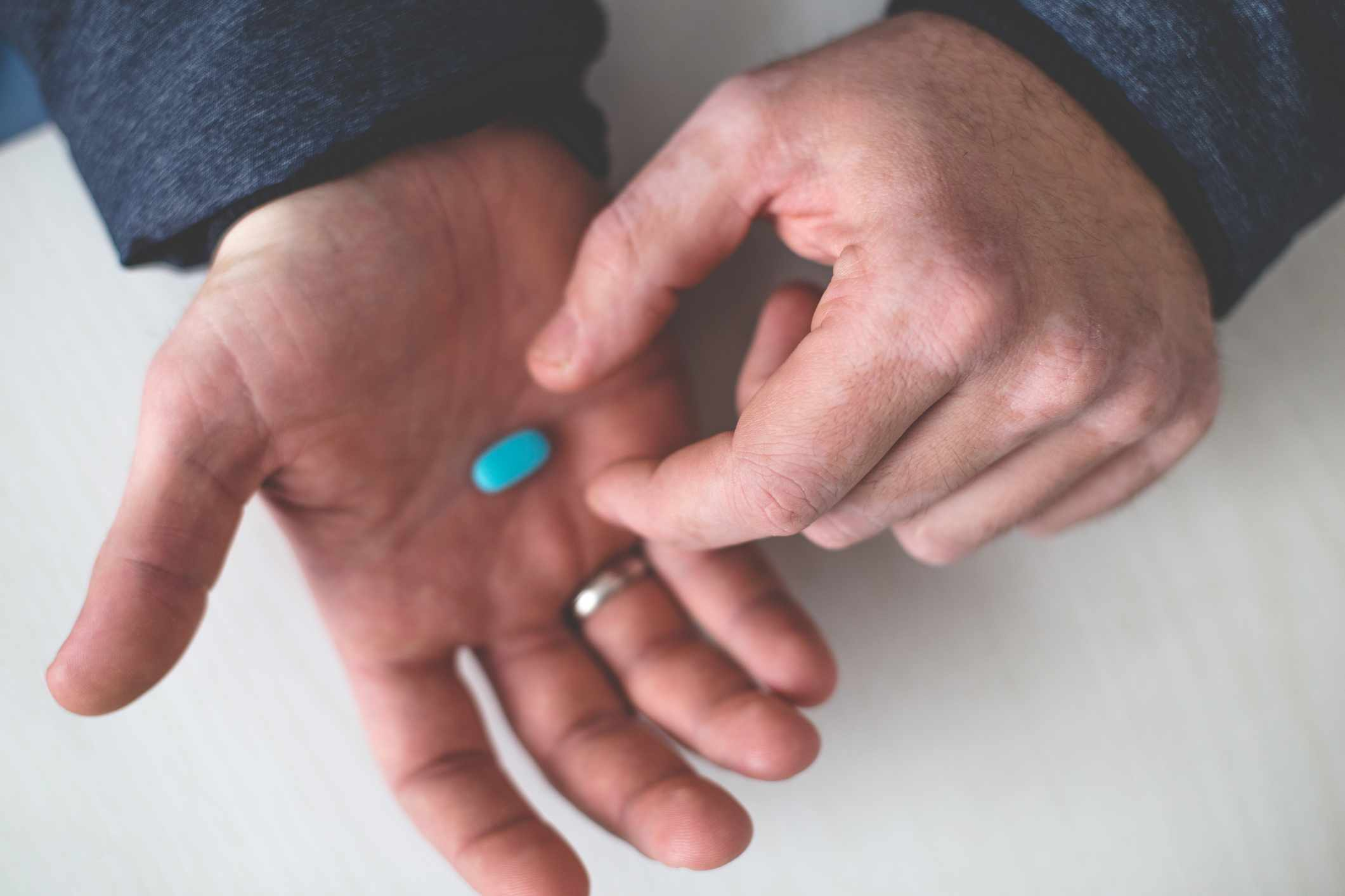 How does Viagra work? © Getty Images
