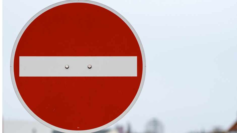 Why are warning signs red? © Getty Images