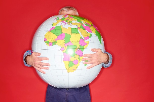 Why don't we weigh more at the poles than we do at the equator? © Getty Images