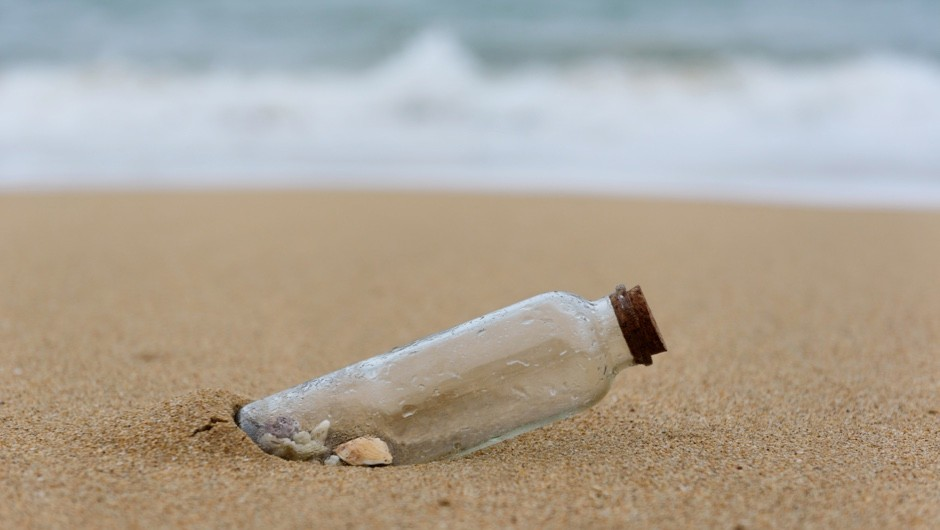 If glass is made from sand, why is it transparent? © Getty Images