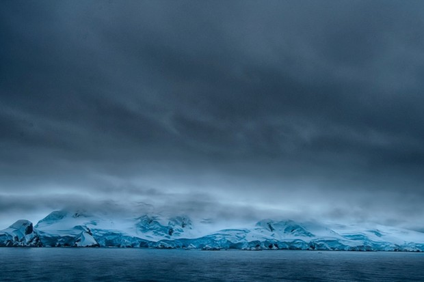 Does it ever rain in Antarctica? © Getty Images