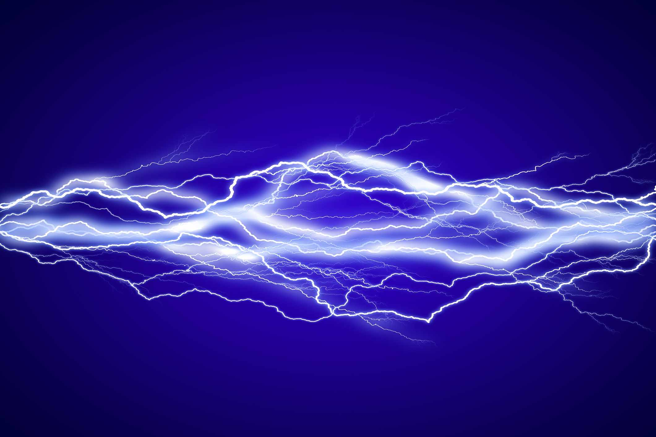 How fast does electricity flow? © Getty Images