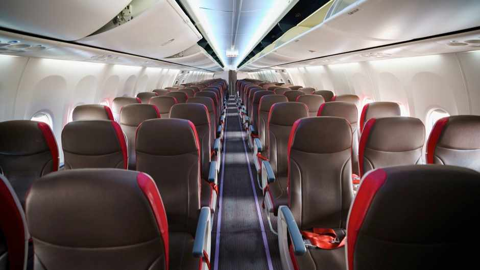 How 'stale' is the recycled air in a plane? © Getty Images