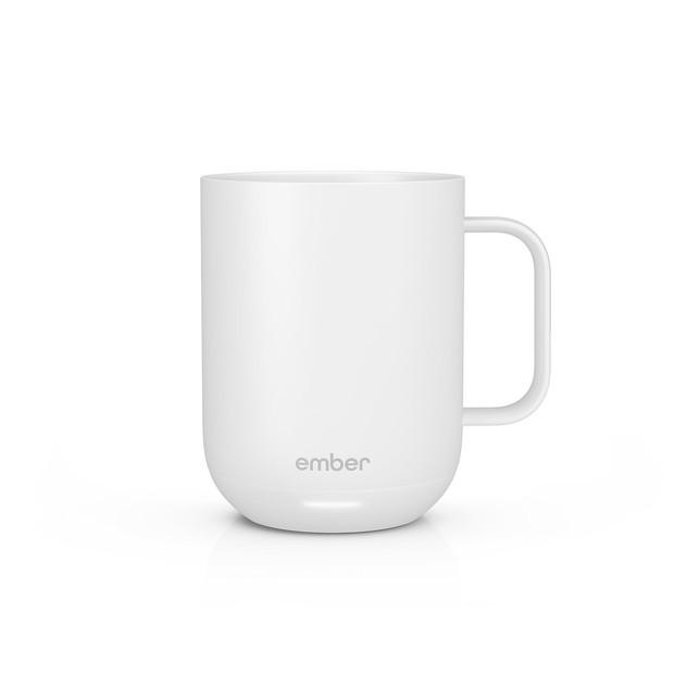 White Temperature Control Smart Mug
