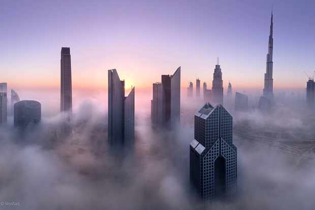 Is there a height limit that skyscrapers can be built to? © Getty Images