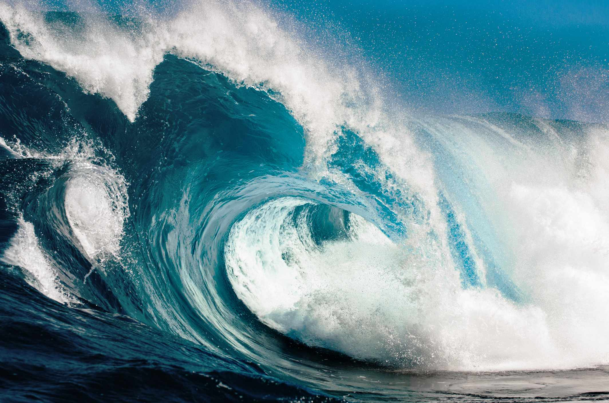 How do you generate electricity from waves? © Getty Images
