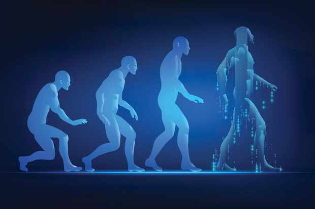 How might the human body evolve in the future? © Getty Images