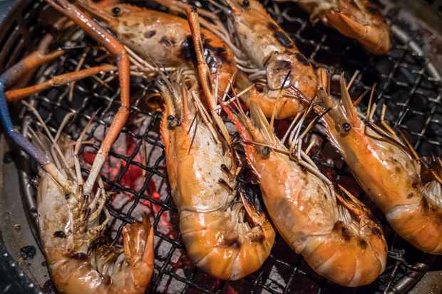 How would you cook a shrimp that came from a hot water vent? © Getty Images