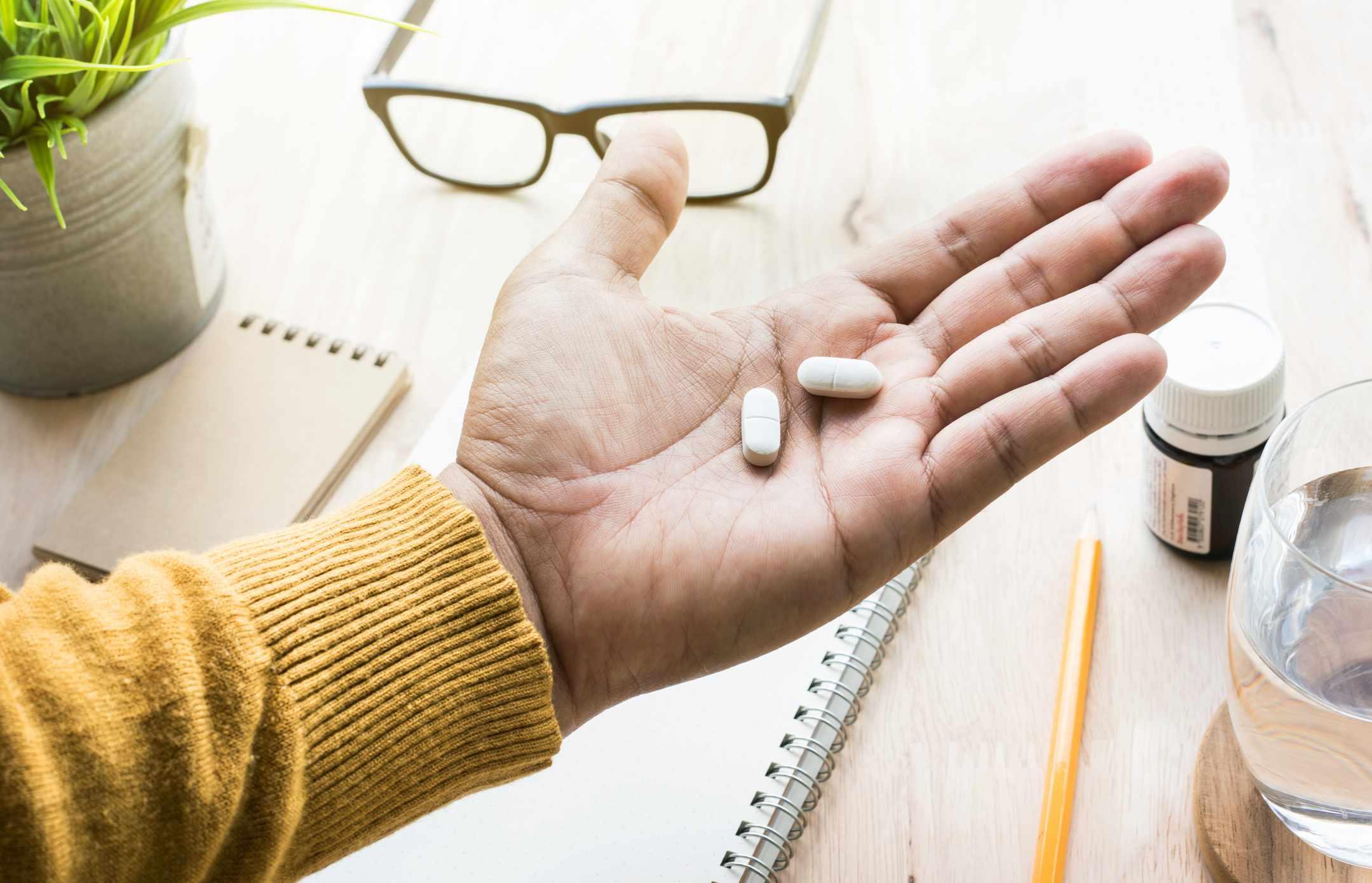 How do aspirin take pain away? © Getty Images