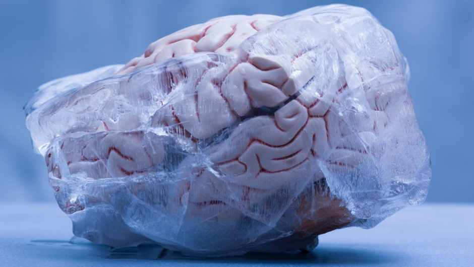 Can brain freeze cause brain damage? © Getty Images