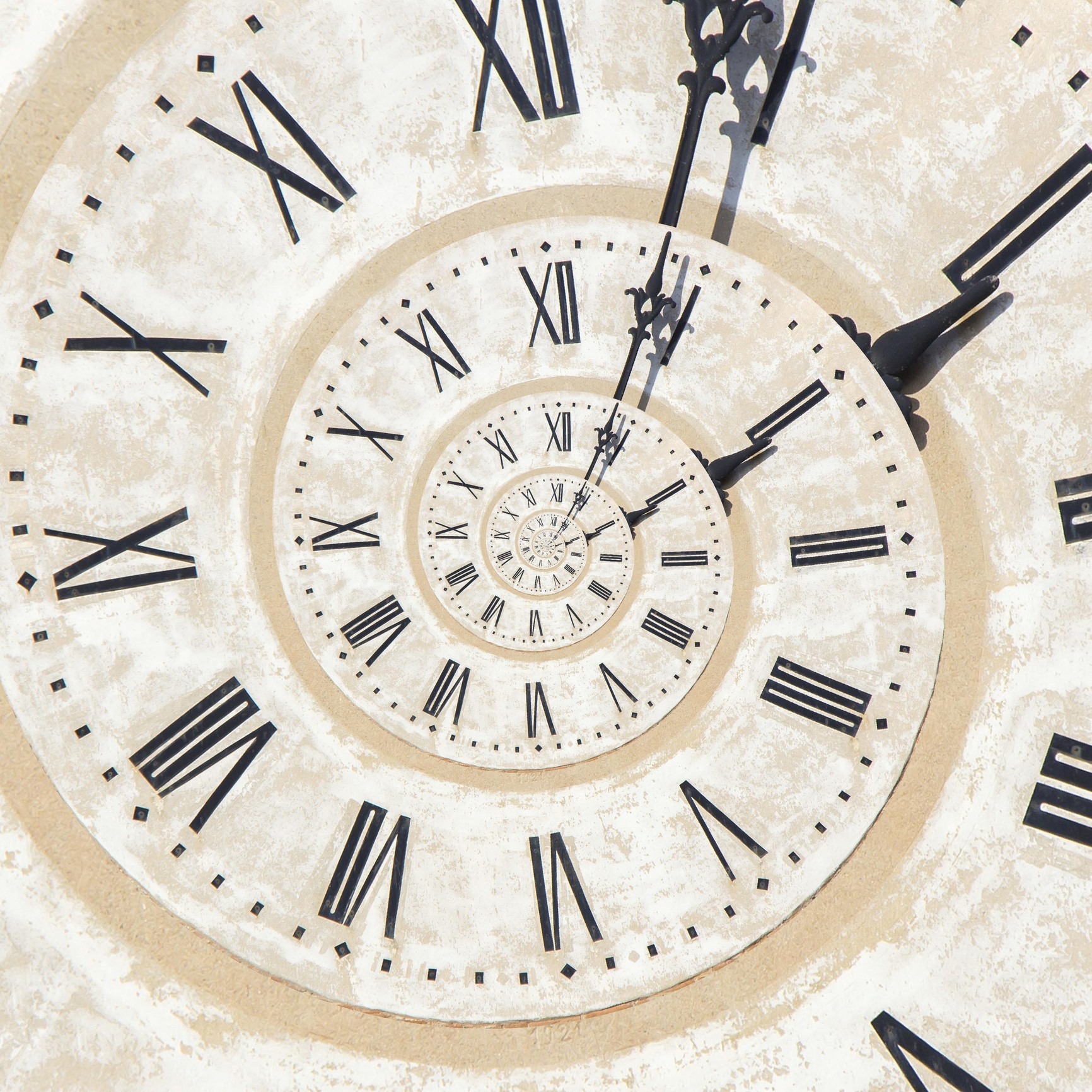 Is time real? © Getty Images