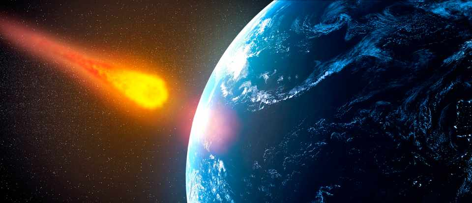 what is the chance of an asteroid hitting earth science focus