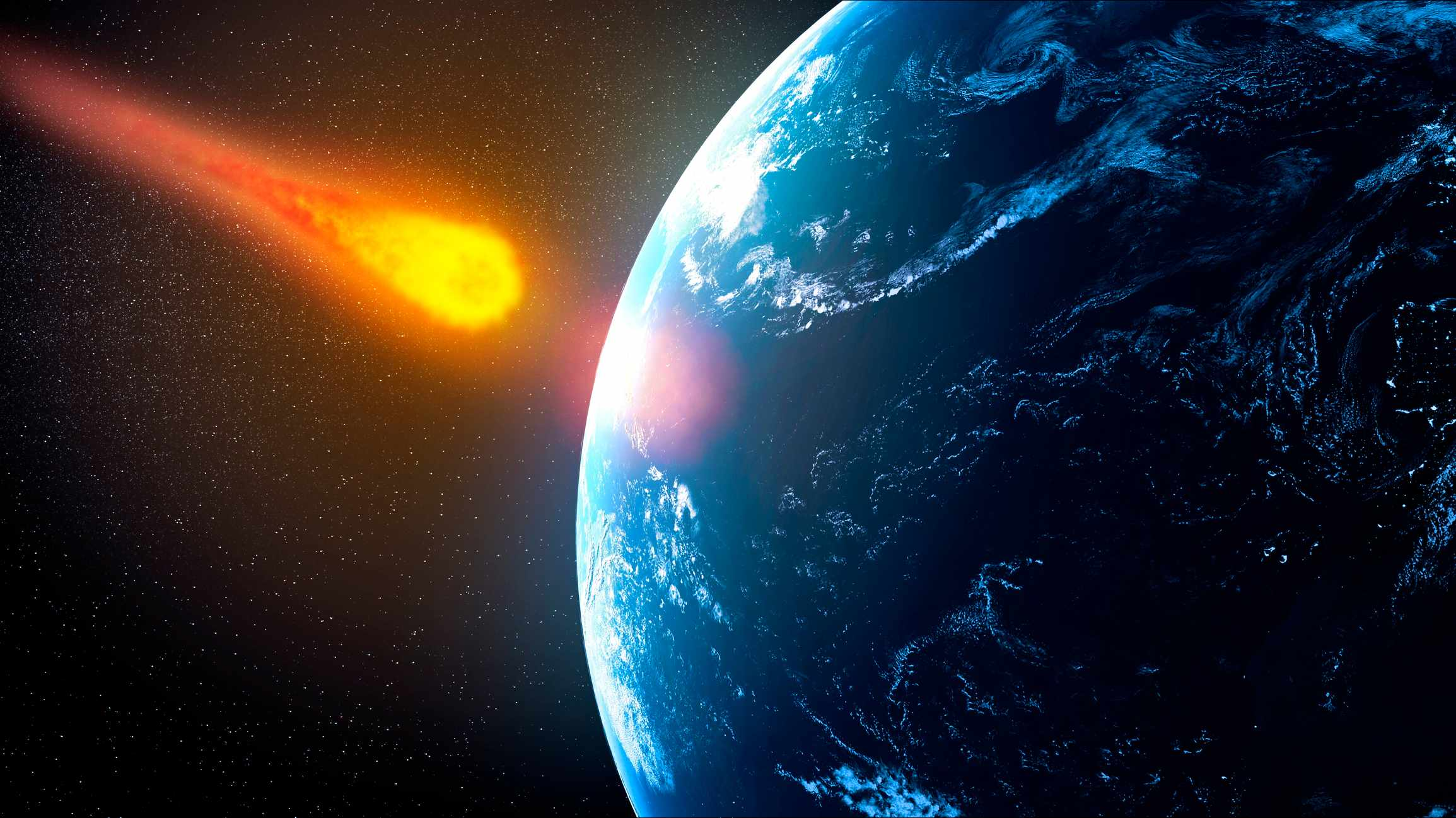 What is the chance of an asteroid hitting Earth? © Getty Images