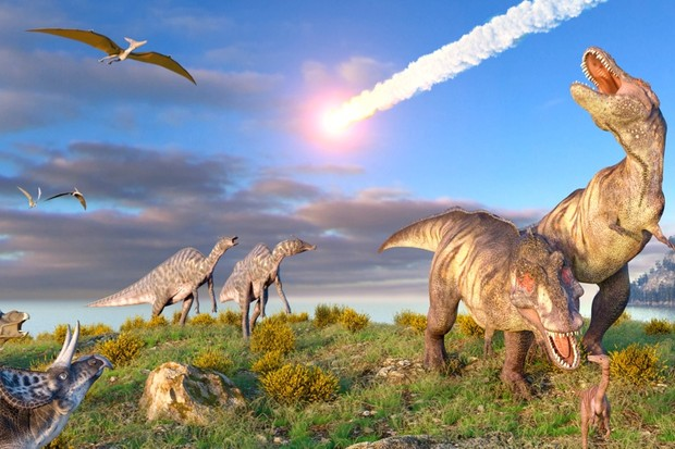 At their peak, how many dinosaurs roamed Earth? © Getty Images
