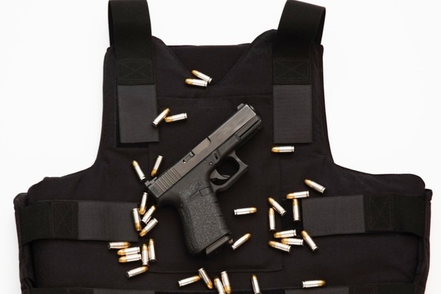 How do bulletproof vests work? © Getty Images