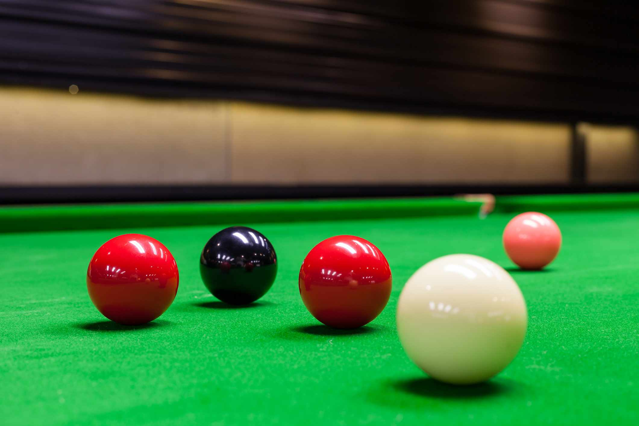 What are the chances of having two identical snooker games? © Getty Images