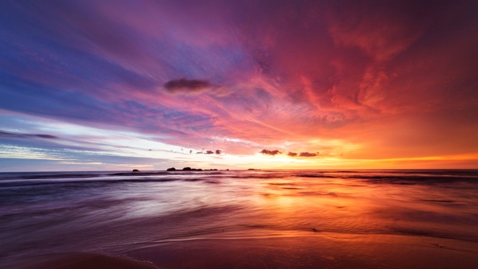 What evolutionary advantage is there in finding a sunset beautiful? © Getty Images