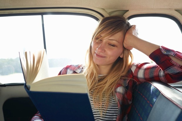 Why do some people feel sick if they read in a moving vehicle? © Getty Images