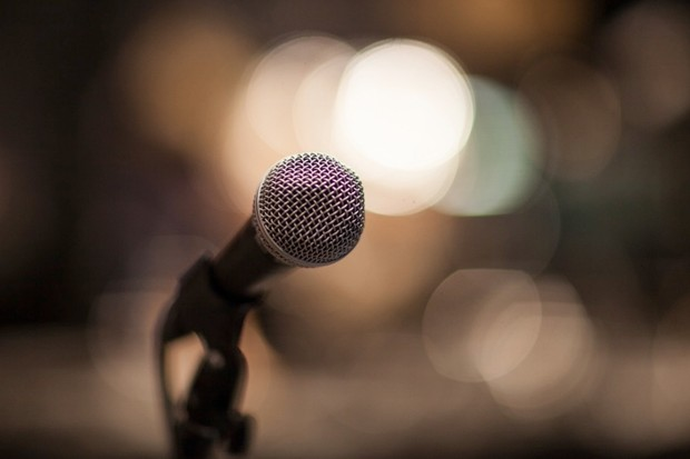 How does a microphone pick up sounds? © Getty Images