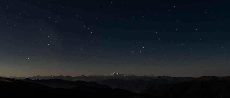Why do stars twinkle? © Getty Images
