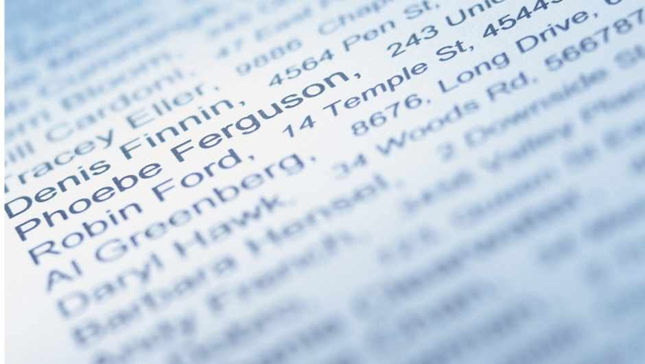 What is the maximum number of names a person can remember? © Getty Images