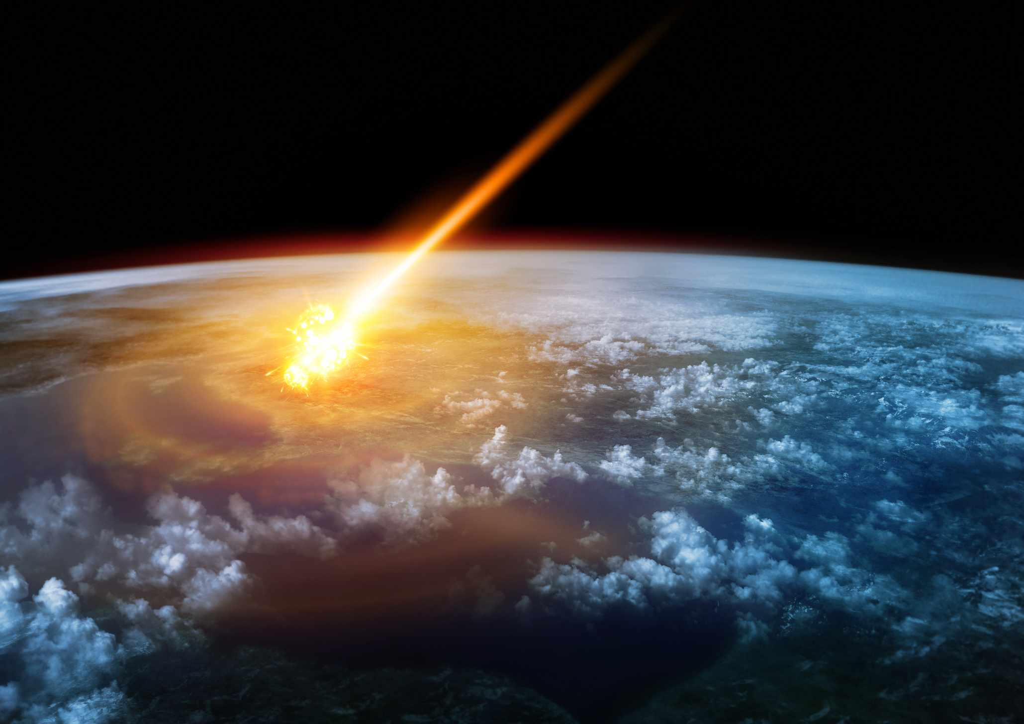 How many potentially hazardous asteroids are there? © Getty Images