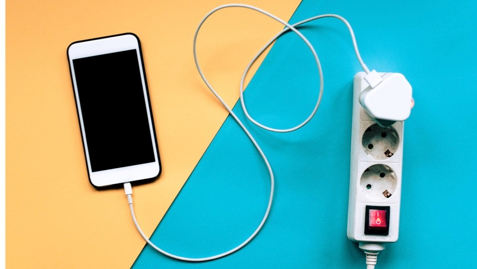 Is it best to charge your mobile battery from empty or half-full? © Getty Images