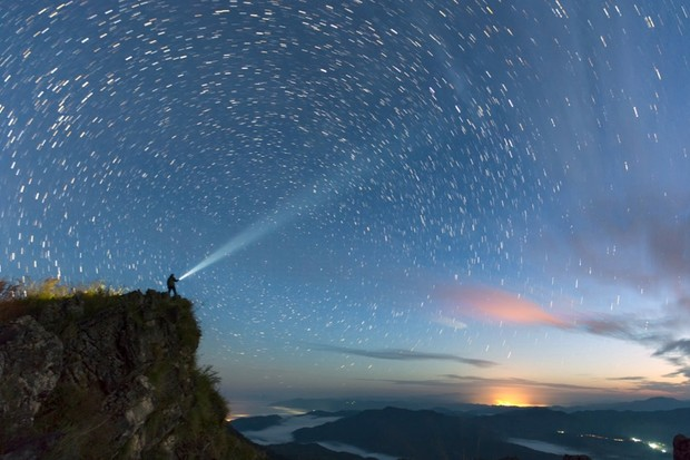 Does time exist in space? © Getty Images