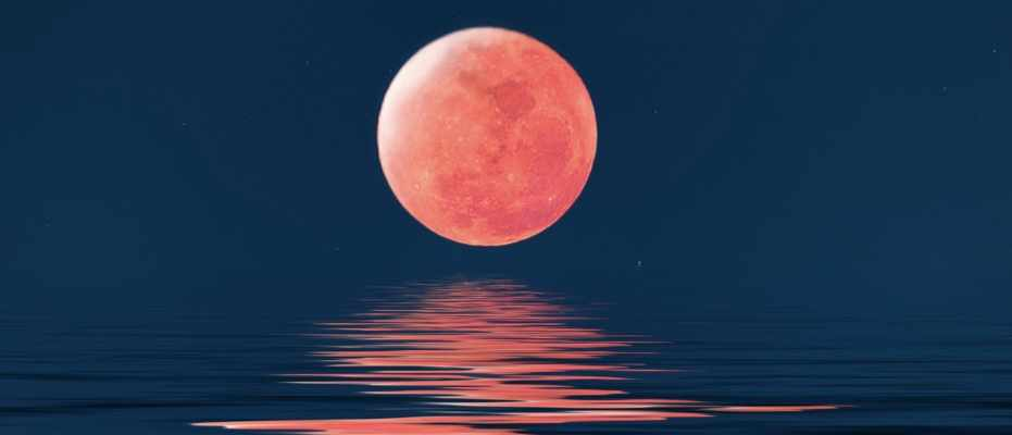 Is it coincidental that the human menstrual cycle is about the same length as the Moon cycle? © Getty Images