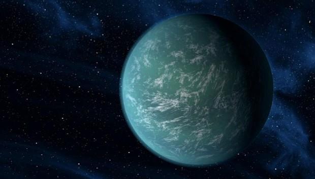 Kepler-22b: snorkel required