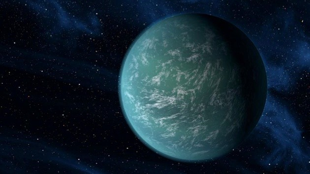 Kepler-22b: snorkel required