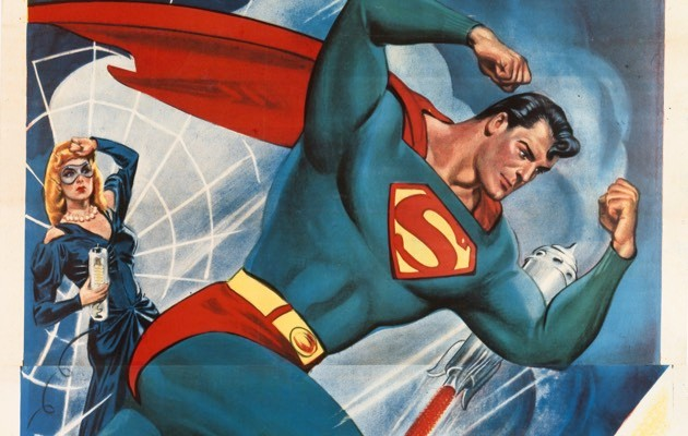 Pft, Superman has nothing on the Bloodhound (© Movie Poster Image Art/Getty Images)